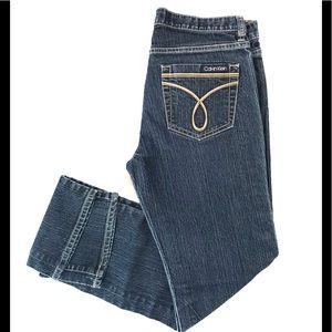 👖 Calvin Klein Jeans Skinny dark wash 28/6 👖